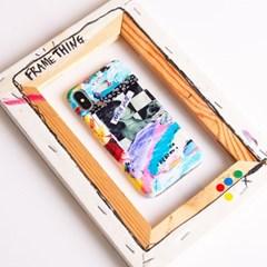 하드케이스_프레임띵 No9 [Gift for you] Phone Case
