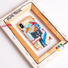 하드케이스_프레임띵 No1 [Gift] Phone Case