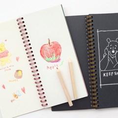 막쓰는 드로잉북 SET(스크랩북)-곰돌이 푸
