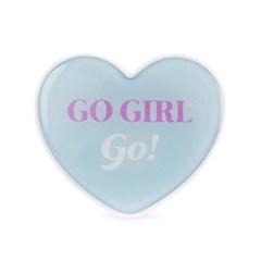 GO GIRL GO! HEART GRIP
