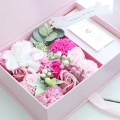 위드러브 용돈박스(소) 핑크 어버이날 생신선물 용돈_(2655115)
