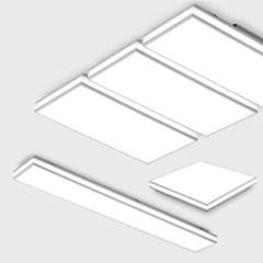 [반짝조명] LED 라인 천장조명 시리즈