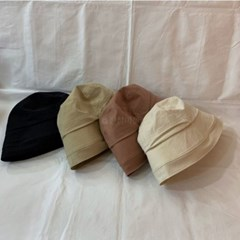 연예인 동백이 왕대두 패션 숏챙 벙거지 버킷햇 모자