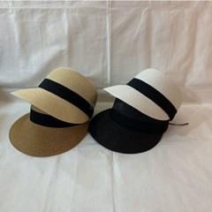 해외여행 여름 동남아 라탄 선캡 벙거지 버킷햇 모자
