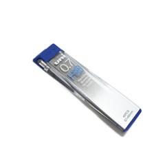 유니볼 나노 다이아 덜 닳는 샤프심–0.7mm(HB/B)