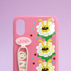 SUN CASE STRING GLOSSY PINK LILY