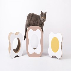 WANDERLUST 모듈형 고양이 스크래쳐 트랜스포머
