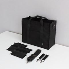 코니테일 디아 숄더백 - 네이비 스트라이프 (기저귀가방)