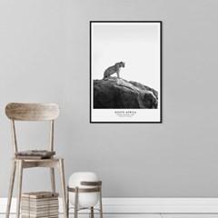 표범 동물 포스터 인테리어 그림 포스터