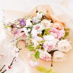 [4월의 생일꽃] 4월의 탄생화, 벚꽃 에디션