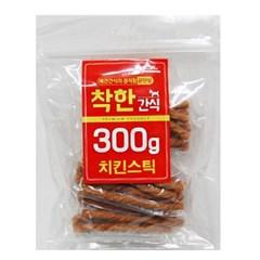 (신선재료) 착한간식 - 치킨 샌드위치 300g (sj)