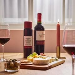 리틀히어로 디자인 소화기 - 와인