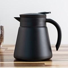 [칼딘] 보온보냉 스텐 드립 커피서버 워터저그 테이블팟 650ml