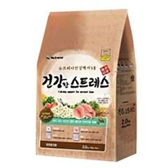 건강백서 - 건강한 장 (전연령) 사료 2kg (pt)
