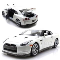 1:18 닛산 2009 GT-R 미니카 다이캐스트
