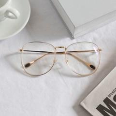 빅사이즈 뿔테 레트로 투명 안경 ac-9068c_(1128068)