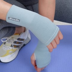 [맘바] 드라이 소프트 산모 손목보호대 입체형 2P/임산부손목보호대