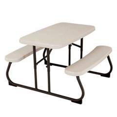 라이프타임 키즈 아동용 접이식 테이블 T280094