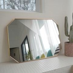 600x800 부티퍼 거울 [골드] - 무료배송