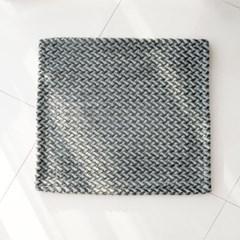 위브 극세사 방석 2종세트