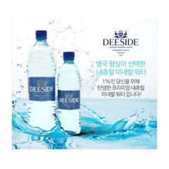디사이드워터(Natural Mineral Water)500㎖×24ea