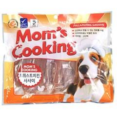 Mom's Cooking 우유껌스틱 사사미 300g (pb)