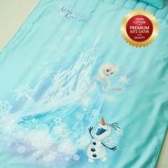 [세트] 디즈니 겨울왕국 여름 낮잠이불 - 눈의 여왕 엘사