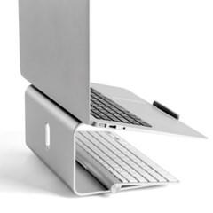 360도 회전 노트북 맥북 거치대 받침대 스탠드 고급형 AP-02