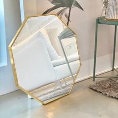 600x600 부티퍼 거울 [골드] - 무료배송