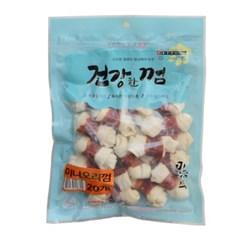 건강한껌 20p - 미니 치킨 껌 (sj)