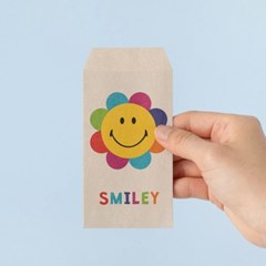 [SMILEY] 미니 봉투_플라워