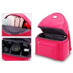 하삐 보온보냉 클래식 기저귀가방 백팩