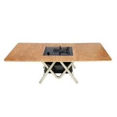 아베나키 BBQ 원버너테이블 올인원 캠핑테이블