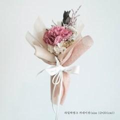 어버이날 카네이션 미니꽃다발(솝플라워)