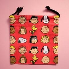 [Peanuts] 스누피 끈파우치