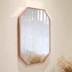 450x600 부티퍼 거울 [로즈골드] - 무료배송