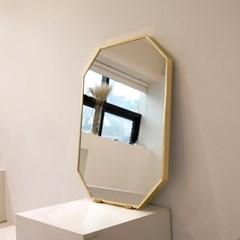 450x600 부티퍼 거울 [골드] - 무료배송