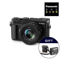 [파나소닉] 루믹스 컴팩트 카메라 DC-LX100M2 /배터리+케이스증정