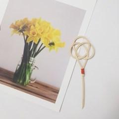 라탄 책갈피 만들기 패키지 DIY(10인)