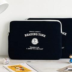 [Peanuts] TIME 노트북 파우치 13인치_찰리