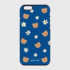 Dot flower bear-blue(하드/터프/슬라이드)_(1519319)