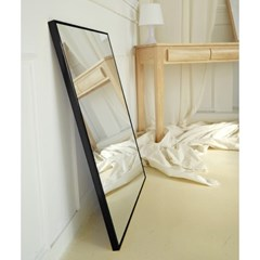 600x800 부티퍼 사각거울 [제트블랙] - 무료배송