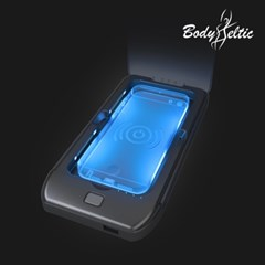 바디셀틱 UV자외선 무선충전 포레스트 스마트폰 살균기 FR-01