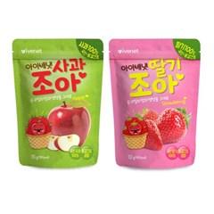[아이배냇] 사과/딸기조아