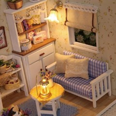 DIY 미니어처하우스 냥이하우스