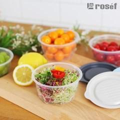 로제프 쿠킹쿡 20개세트 전자렌지 냉동 밥보관용기 350ml