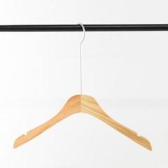 나무바지걸이 원목옷걸이고리 연결고리제작 10묶음