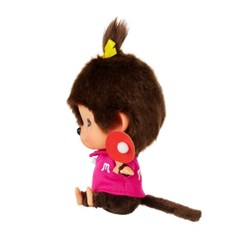 Let's Sports Monchhichi Ping-Pong Girl Big Head S