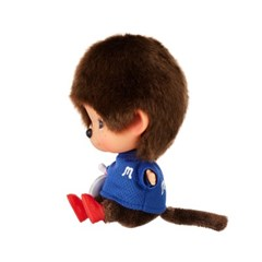 Let's Sports Monchhichi Soccer Boy Big Head S