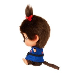 Let's Sports Monchhichi Judo Girl Big Head S